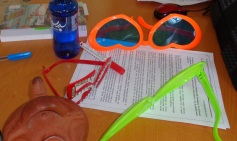 tres gafas