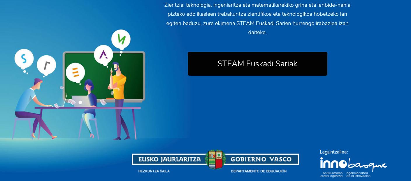 STEAM Euskadi